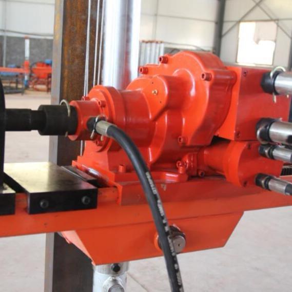 气动钻机 ZQJC-920煤矿气动钻机型号 河北启睿钻机厂家