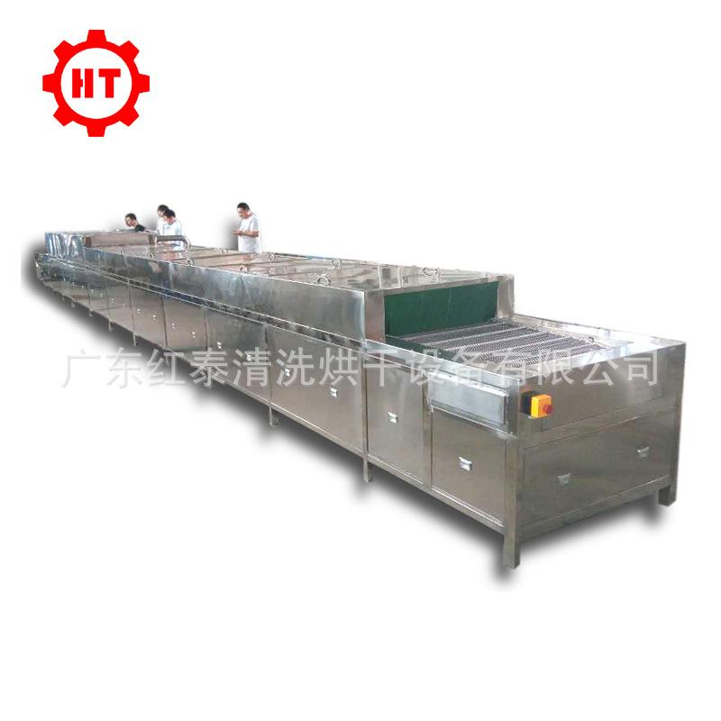 源头工厂工业多槽超声波清洗机批量生产销售示例图6