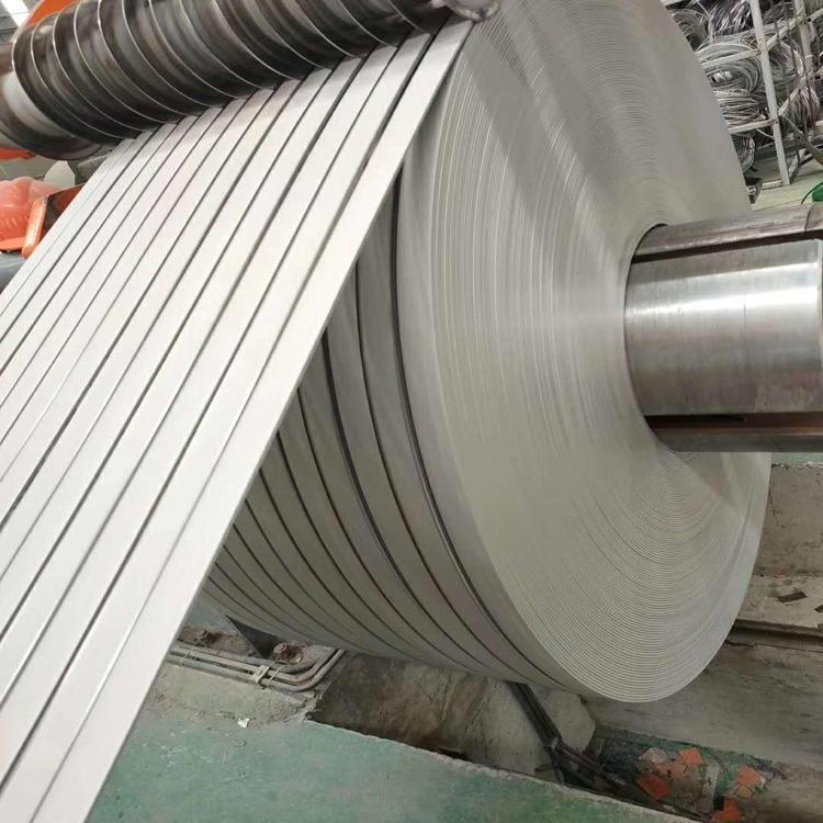 整卷拉絲201 304 316L 430不銹鋼卷 磨砂分條304不銹鋼鋼帶圖片