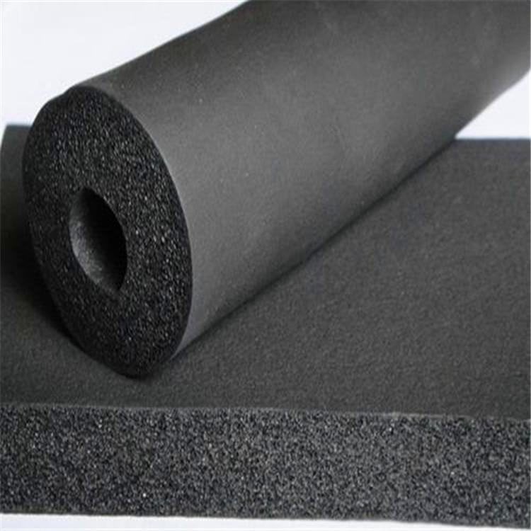 橡塑管有几个规格橡塑管价格质量好保温隔热消防管防冻《鼎诺》