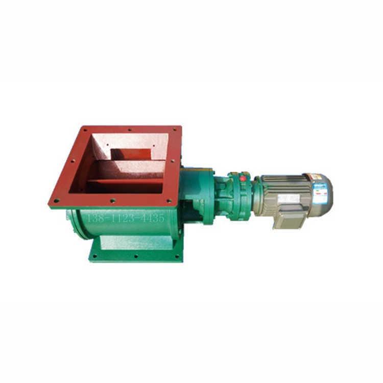 盛世新科供應分格輪 分格輪下料器 分格輪給料機型號全支持定做 下料均勻 鎖氣好