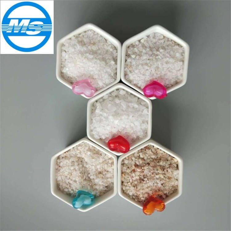 郑州石英砂 喷砂除锈水处理滤他从各方面对进行了分析料石英砂 石英粉 白色 厂家直销