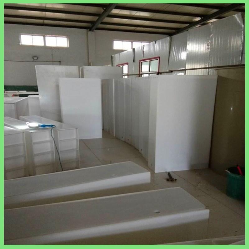 裁断机垫板 聚丙烯厂家直销 白色pp板材PE可焊接酸洗槽批发零售示例图13