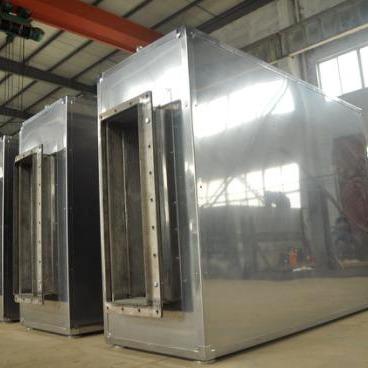 合肥宽信气气板式换热器定制  合肥宽信厂家配套定制  气气换热器