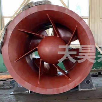 350QGWZ全貫流潛水電泵生產廠家