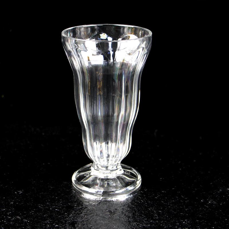 塑料果汁杯饮料杯厂家定制PC高透明塑料杯耐高温耐摔食品级塑胶杯示例图13