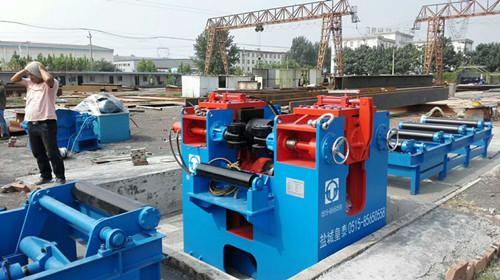 自动钢结构组立机2016款 江苏厂家现货批发H型钢生产线组立机示例图4