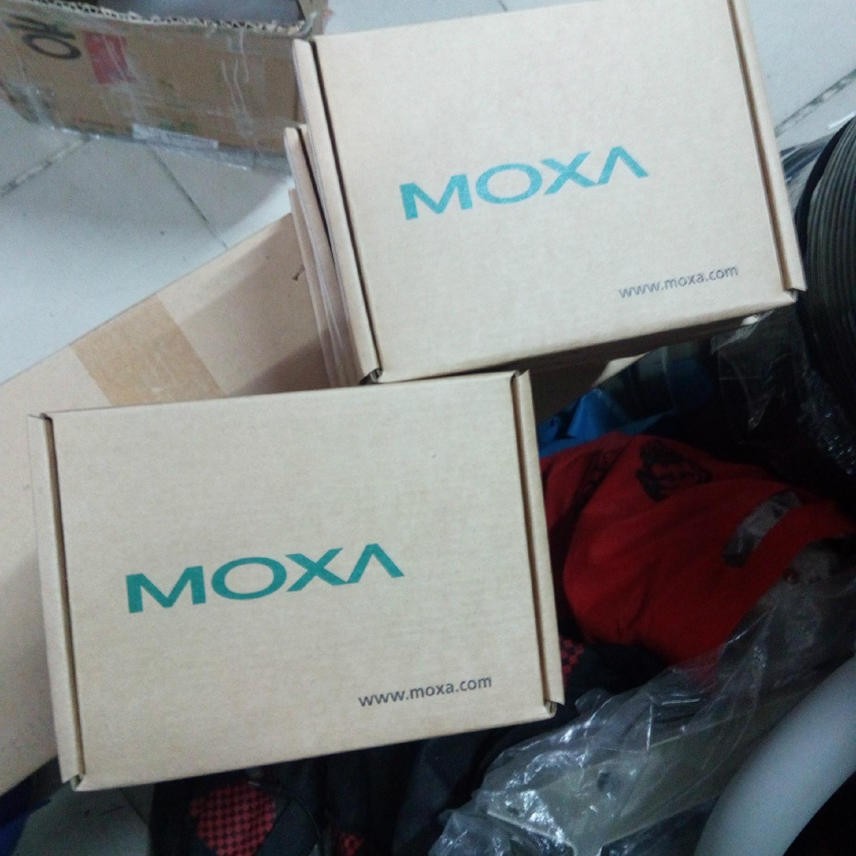 moxa 工业级光收发器100M接口st sc 型号ma21示例图8
