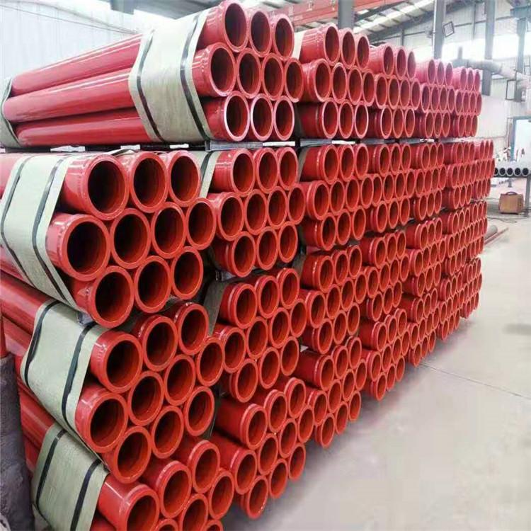 翔瑞騰飛 133耐磨管 3米泵車地泵管批發 全國供應