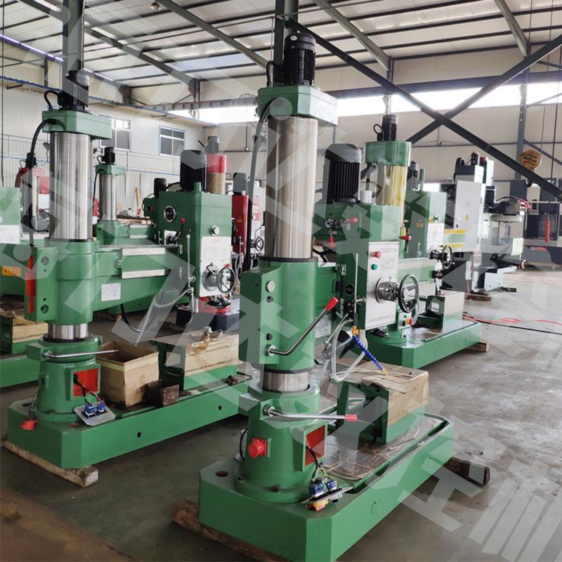 厂家供应海力达双立柱摇臂钻床Z3040X14-I液压摇臂钻产地货源示例图15