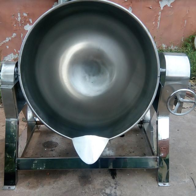 煮大骨頭湯夾層鍋 老湯蒸煮夾層鍋廠家 小型電加熱夾層鍋  煮肉蒸煮夾層鍋  老湯蒸煮夾層鍋