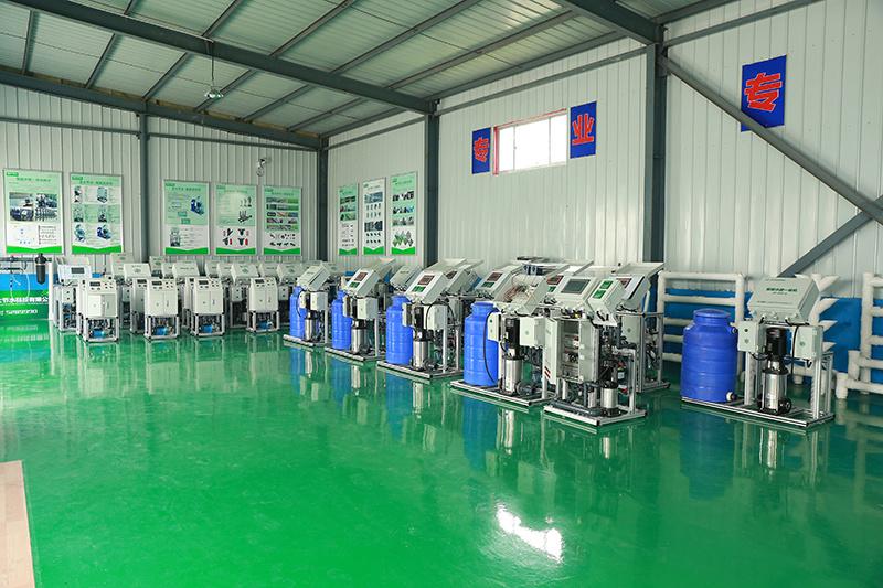 圣大节水 温室建设水肥一体化设备 灌溉施肥水肥一体机 厂家供应水溶肥施肥机示例图14