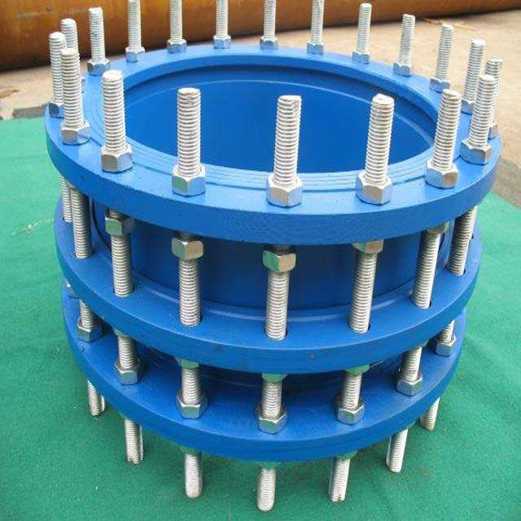 02S403雙法蘭管道傳力接頭生產廠家  滄州致恒管道