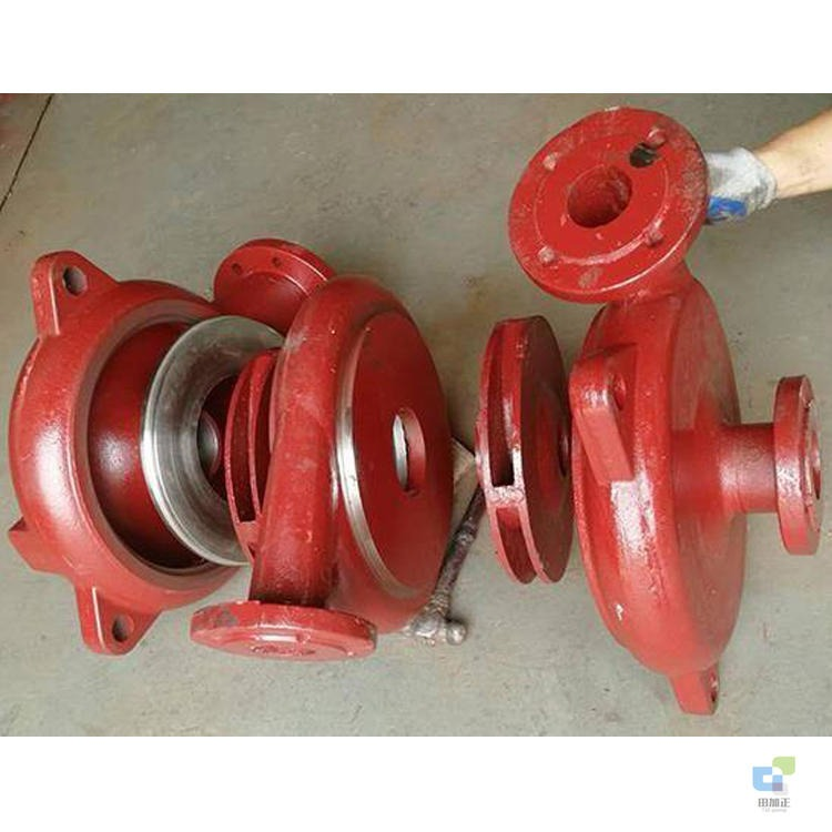 现货批发 压滤机进料泵 田加正泵业 压滤机喂料泵选型