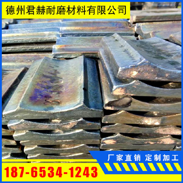 供应煤仓衬板滚筒混料机铸石衬板 厂家耐磨铸石板报价示例图6
