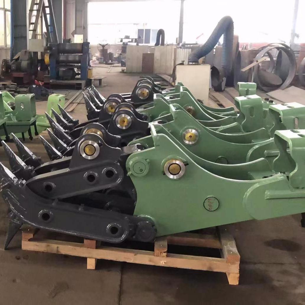 江山重工之多用途  3+2、3+4   機械爪