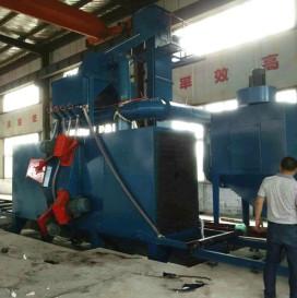 PWJ1220型钢结构抛丸机江苏盐城专业制造商