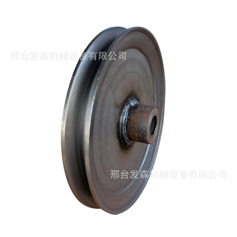 厂家直销多种规格农用机械 皮带轮 旋压式 劈开式 多种规格示例图1