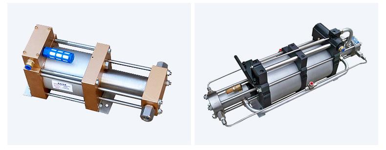 常年销售气动增压机 水压测试泵 水压试验设备 增压快 流量大示例图17