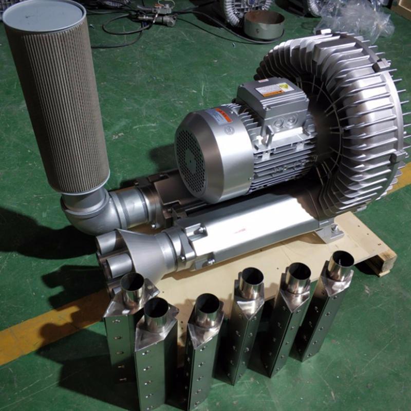 塑料吹膜機專用高壓風機 紡織機械專用高壓風機 高壓旋渦鼓風機