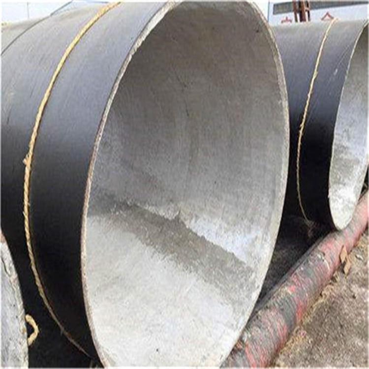 漣源大口徑水泥砂漿防腐鋼管價格回升 污水處理廠專用防腐鋼管