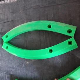 来图加工超高分子量聚乙烯异形件 UHMW-PE耐磨条 聚乙烯棒材 hdpe板材 自卸卡车衬板优质厂家