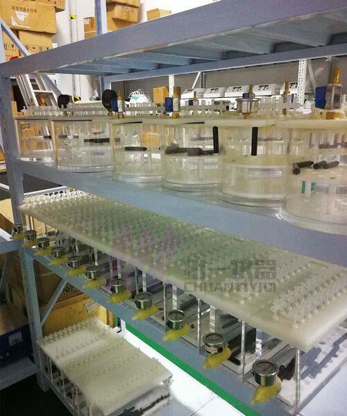 微固相萃取仪 固相萃取装置CYCQ-12D 方形固相萃取装置 实验室萃取仪 川一仪器示例图3