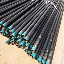 燃气管道用三层PE防腐无缝钢管 3PE加强级防腐钢管厂家价格