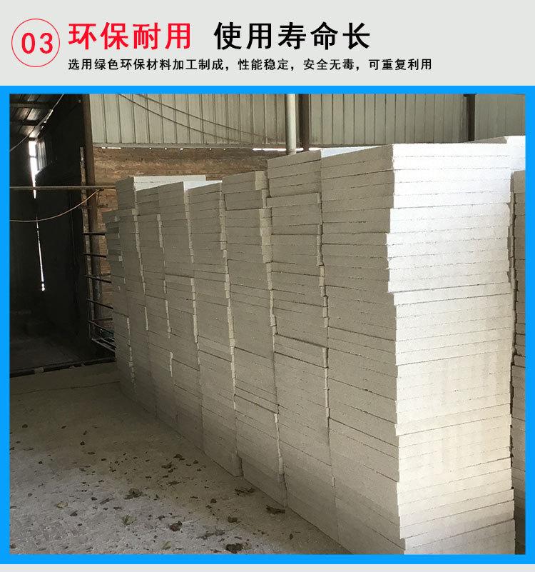 珍珠岩门芯板厂家直销无机发泡保温板可定制 防火门芯板价格从优示例图6
