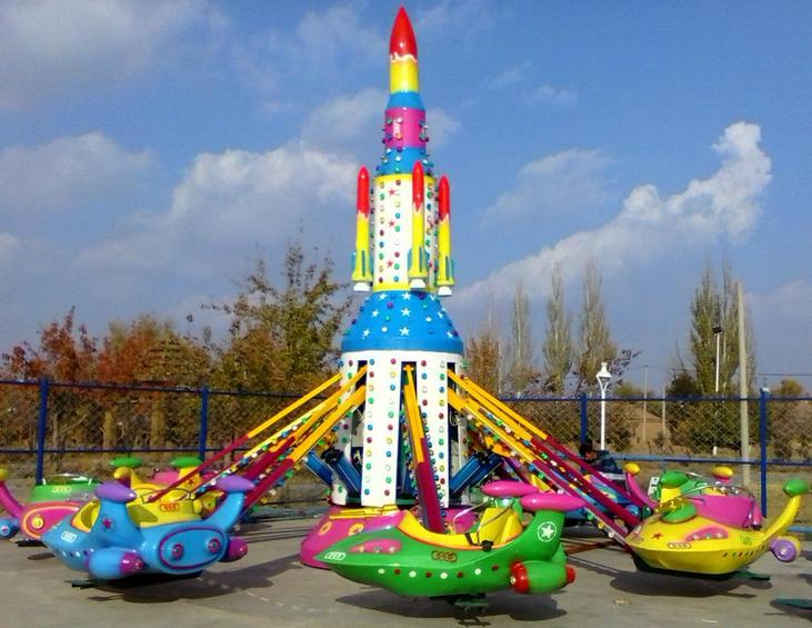 2020  厂家直销8臂旋转自控飞机 大型室内外儿童乐园自控飞机雷竞技设施游艺设施厂家雷竞技App最新版示例图14