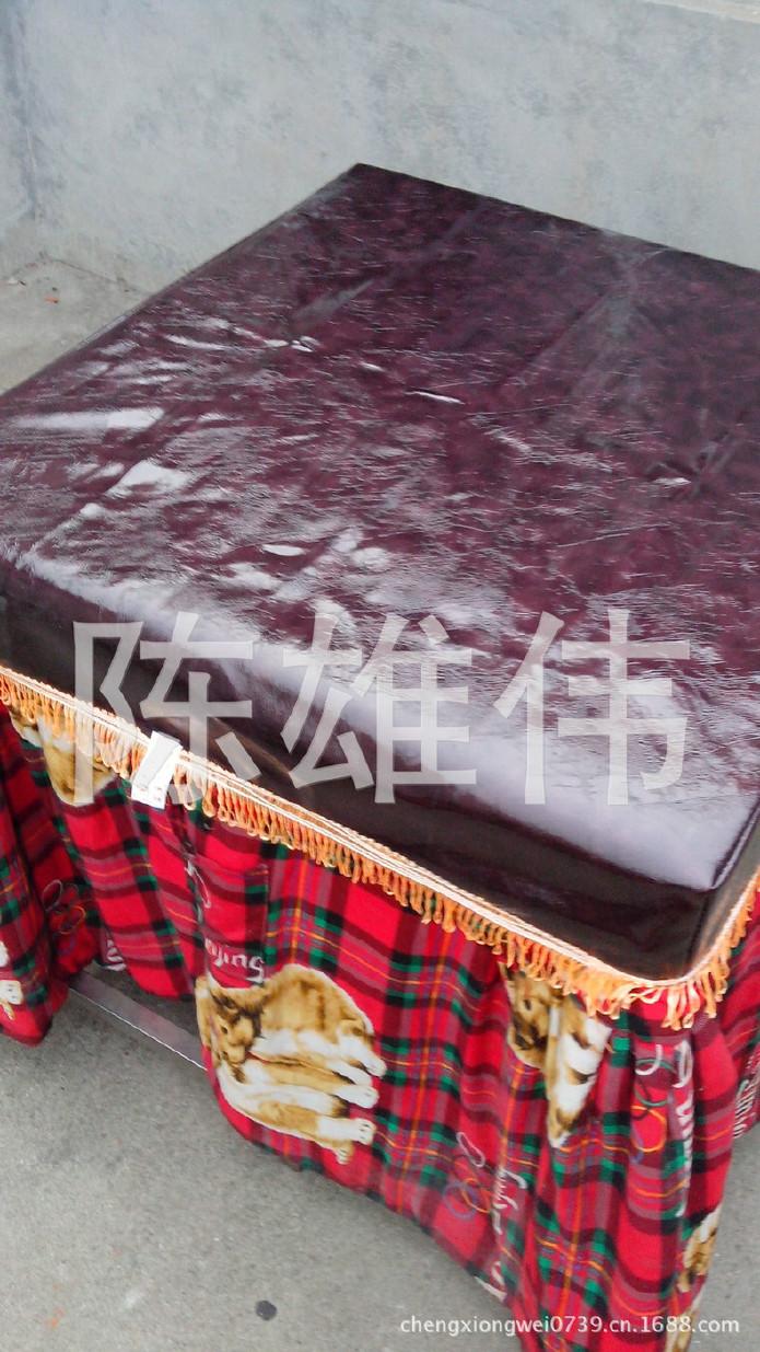 厂家直销压纹皮革桌布 皮革桌布 皮革桌布定制 欢迎订购示例图3