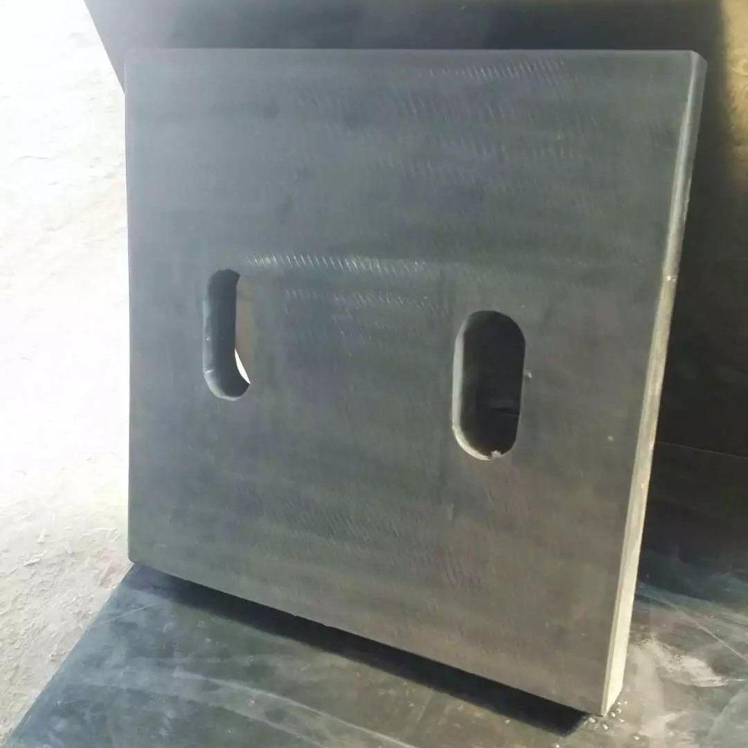 衡水钢网架支座 网架橡胶支座打孔结实耐用