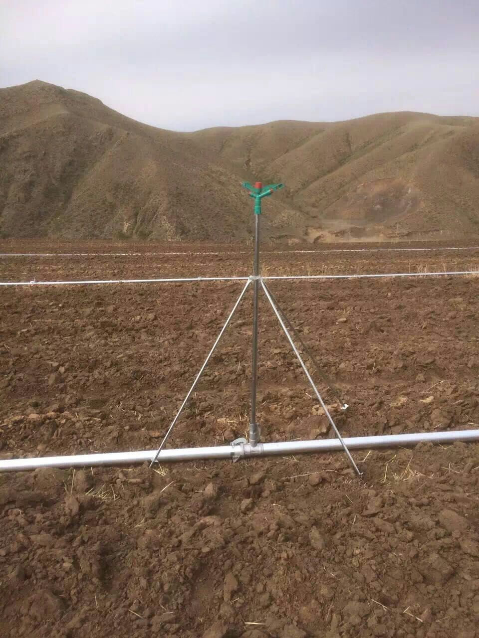 专业生产 草坪喷灌铝合金管道 铝合金喷灌管 成套设备厂家直销示例图2
