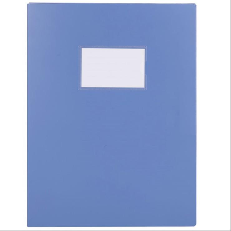 源頭直銷 檔案盒 A4塑料檔案盒 圖紙收納整理盒支持定制 祥藝