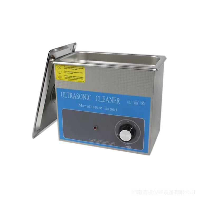 KQ-500定时超声波清洗机 不锈钢超声波清洗机 实验室超声波清洗机示例图2