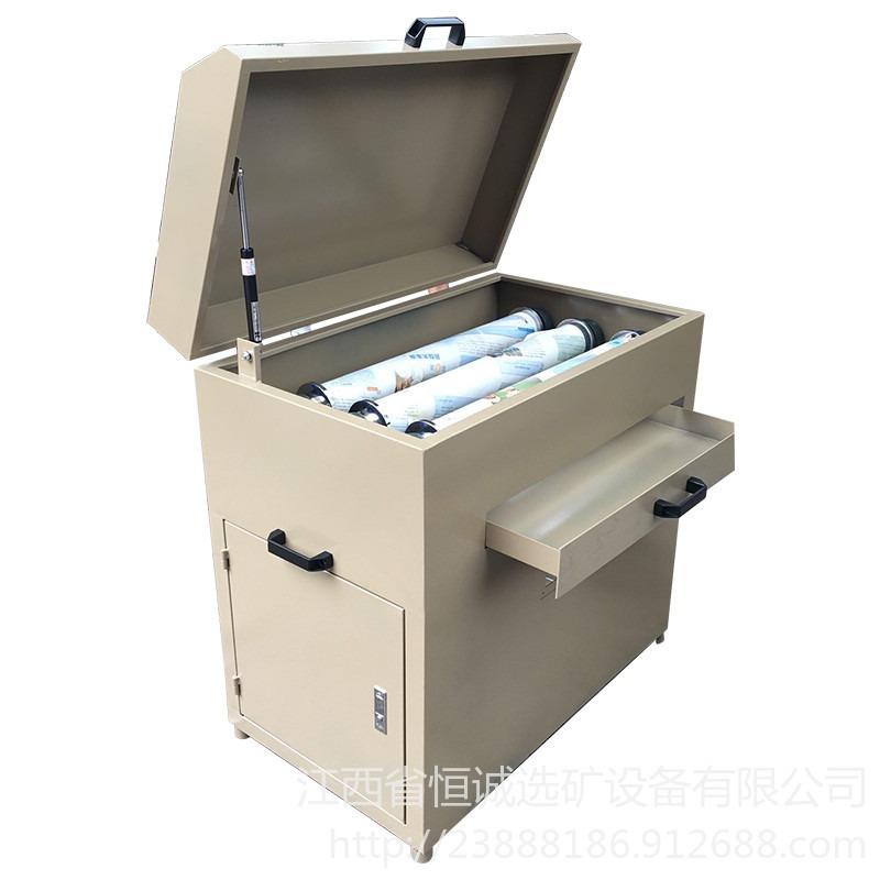 供XMB系列三辊四筒棒磨机 实验室球棒磨 变频式三辊四筒棒球磨机