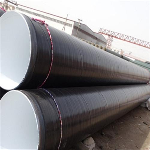 3pe防腐地埋鋼管,大口徑普通級3pe防腐鋼管,城市污水3pe防腐地埋鋼管價格-天元管道集團