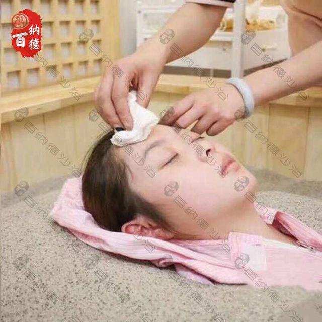沙疗床安装 美容院沙疗养生设备厂家直销 安装设计定制加工