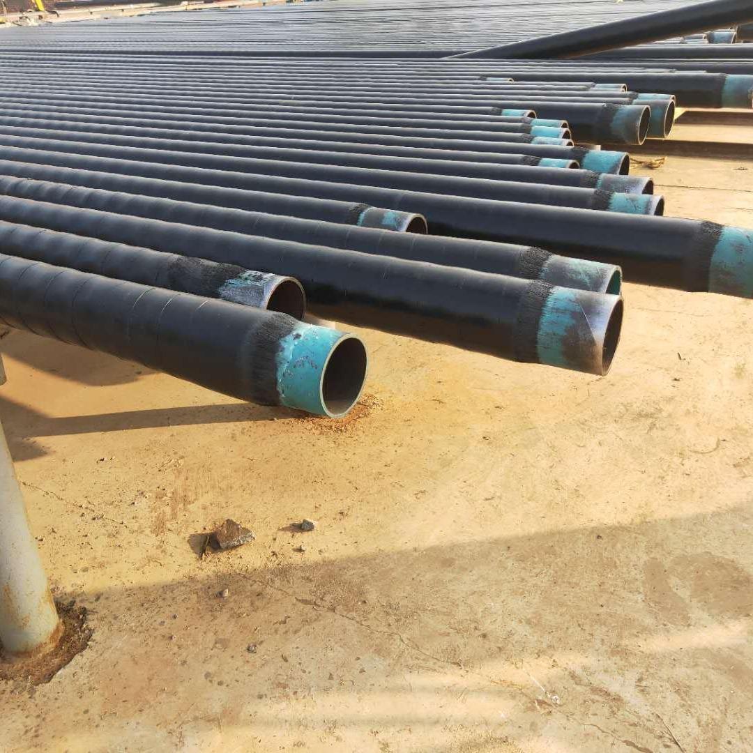 燃氣管道用3pe防腐無縫鋼管直供現貨 加強級3pe防腐無縫鋼管價格