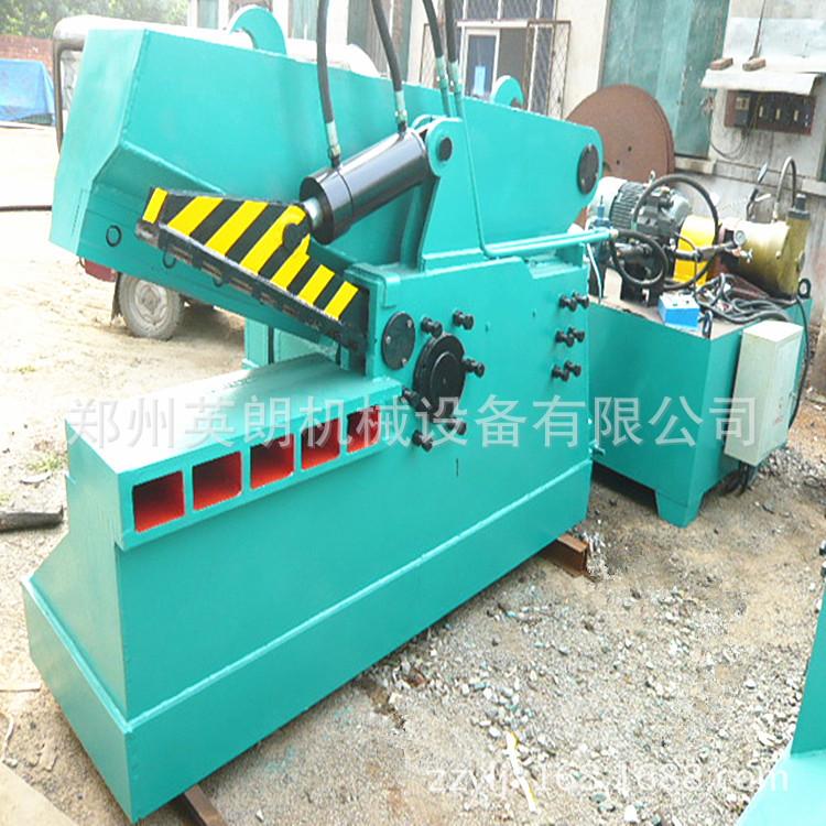 热销废旧金属鳄鱼剪切机 废铁液压鳄鱼剪 300吨钢板边角料剪断机示例图26