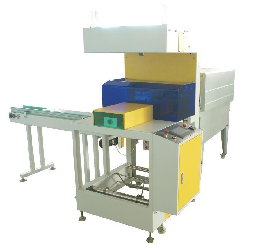 广州袖口式封切收缩机PVC热收缩封口 整列收缩机 吸塑边封套袋机示例图126