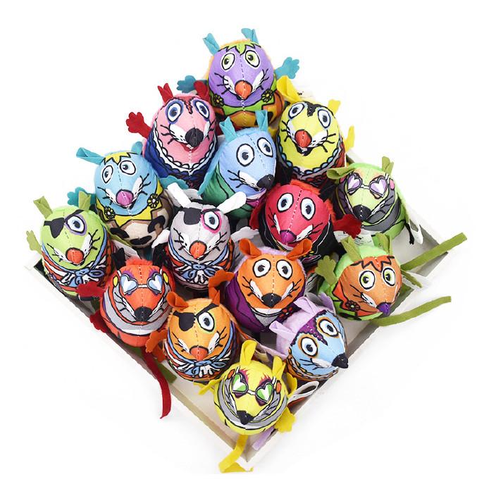 木梳鼠形图片_【新款猫咪玩具宠物玩具绿毛老鼠大号老鼠啃咬玩具逗猫玩具 ...