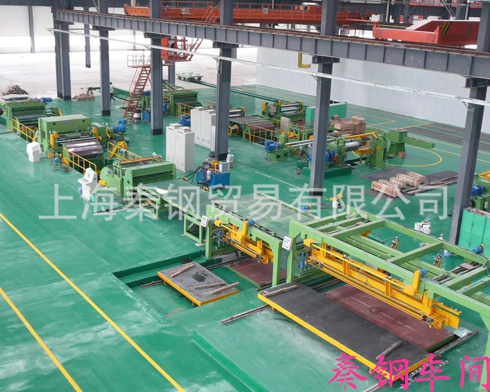 供应现货热轧薄钢板、中厚板Q345D开平板销售示例图10