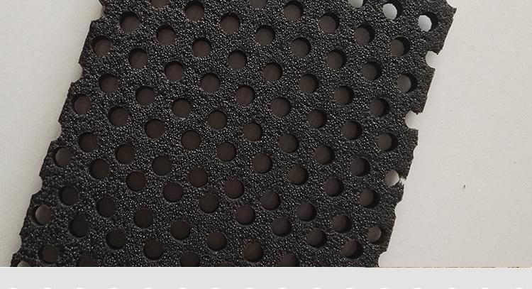 别墅卧室内墙体消音减震垫隔音材料隔音毡吸音毡高阻尼声屏障示例图4