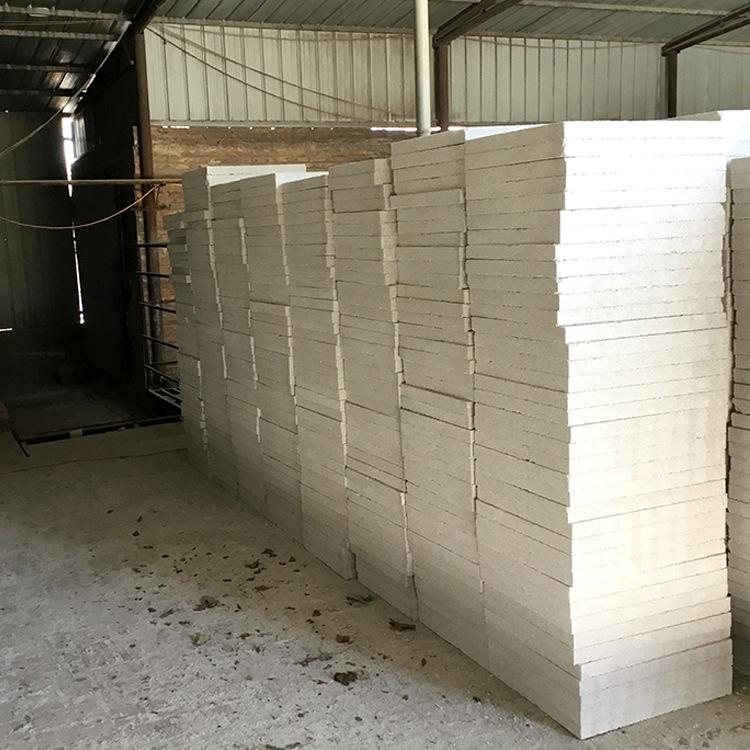 珍珠岩门芯板厂家直销无机发泡保温板可定制 防火门芯板价格从优示例图14