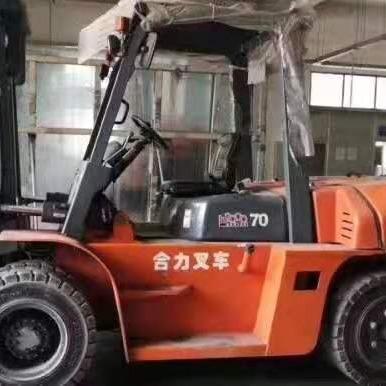 原裝合力1.5噸2噸二手電動叉車 全交流環保電瓶叉車 3噸柴油二手叉車出售