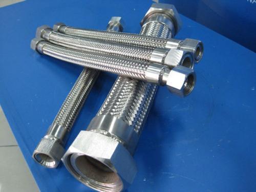 D型頭金屬軟管