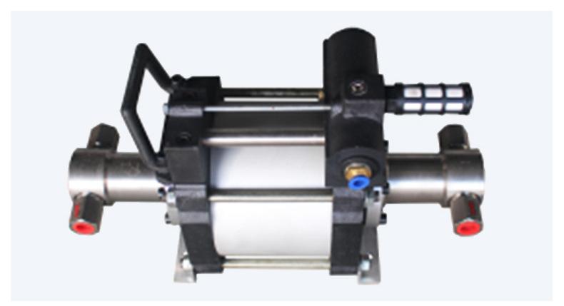 厂家特价供应小型气液增压泵 工业气驱液体增压泵 气动增压泵示例图11