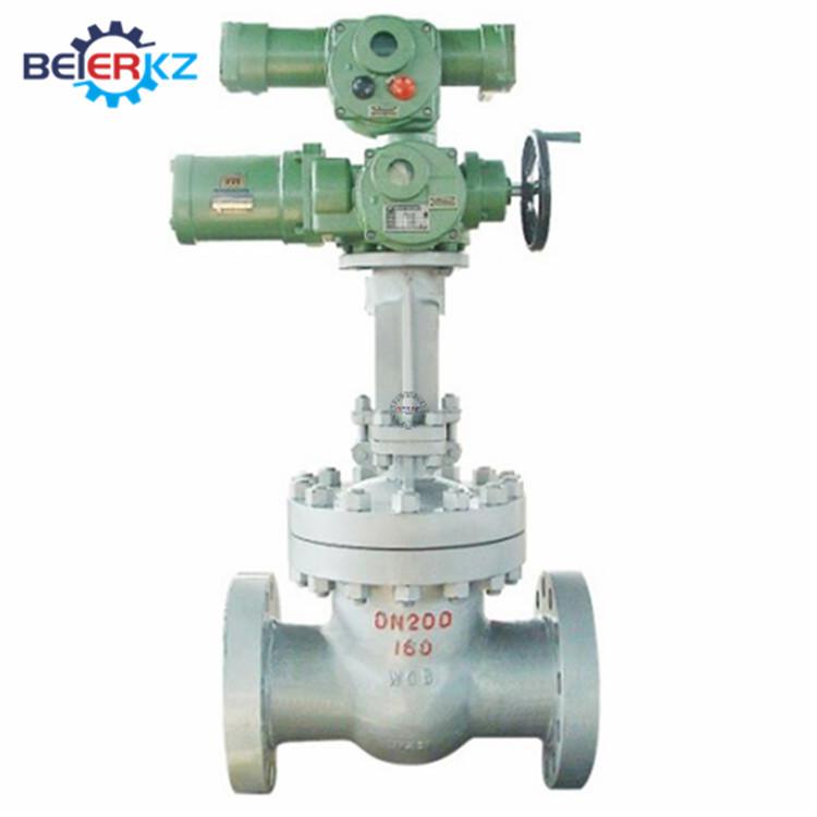 贝尔 矿用隔爆电动装置整体开关ZBK10 ZBK20 ZBK30示例图3