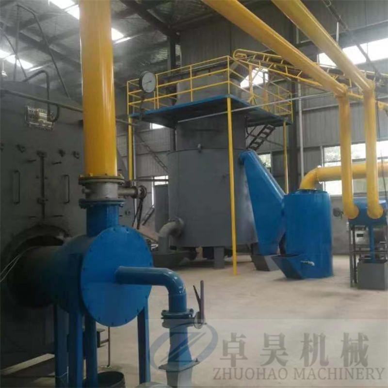 卓昊180万大卡生物质气化炉 3吨锅炉用生物质气化炉 生物质秸秆气化炉设备 木块木片气化炉